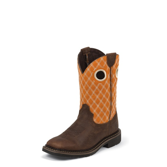 Image for RUSTIC BARNWOOD boot; Style# 4616JR