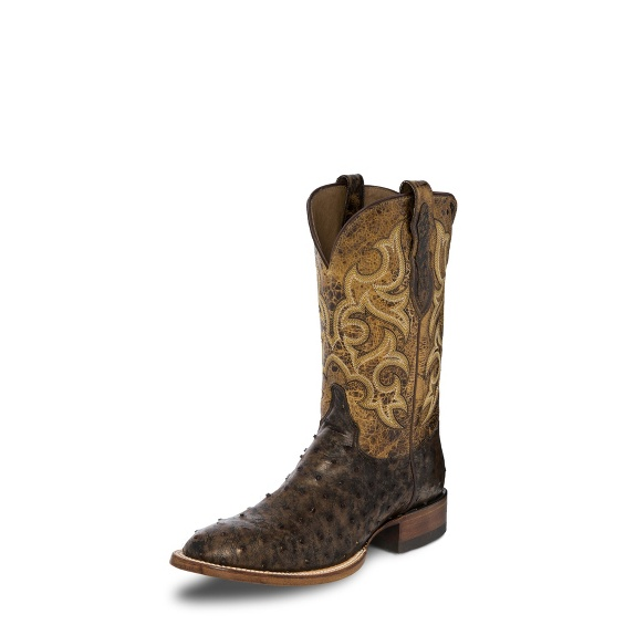 Image for NAYLOR FULL QUILL boot; Style# 5155