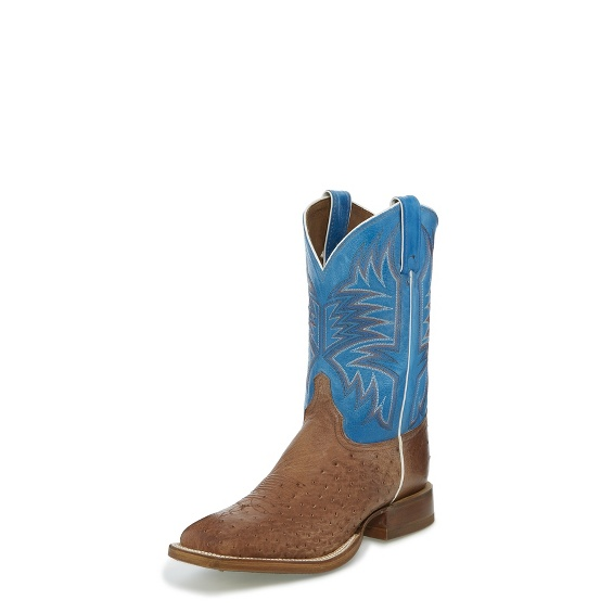 Image for JOSIAH DARK BROWN SMOOTH boot; Style# 5251