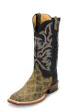 MEN'S ANTIQUE ELEPHANT AQHA REMUDA® BOOTS
