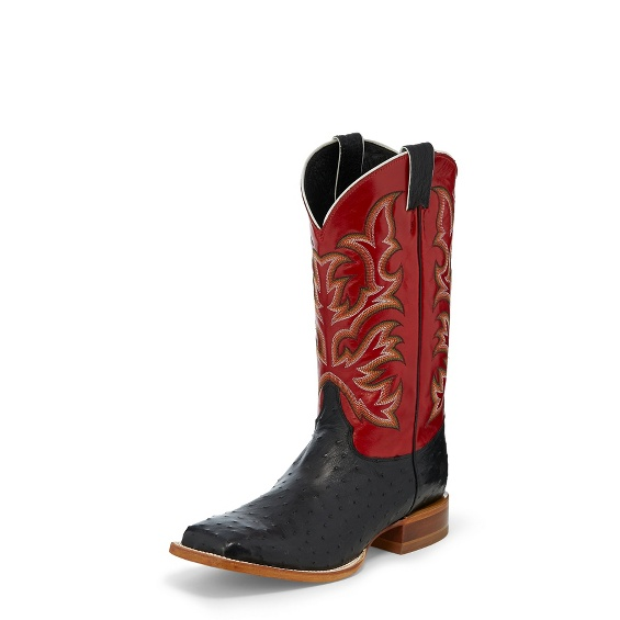 Image for PASCOE BLACK FULL QUILL boot; Style# 8575