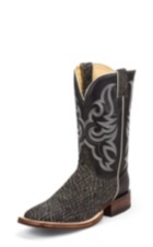 MEN'S GRAY SAFARI ELEPHANT AQHA REMUDA® BOOTS