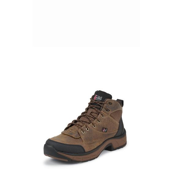 Image for DISTRESSED TAN JAGUAR WATERPROOF shoe; Style# 927