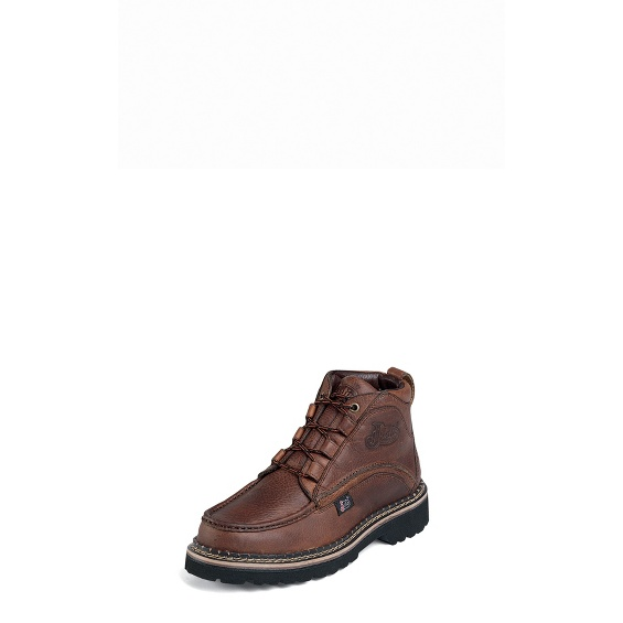 Image for DUGAN BROWN shoe; Style# 989