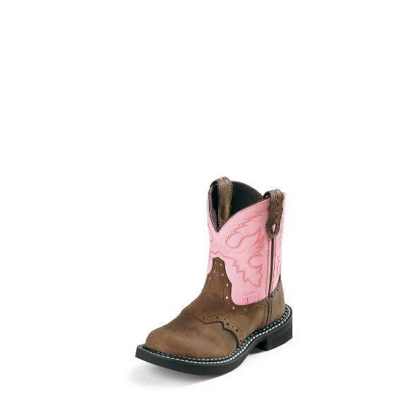 Image for NURI PINK YOUTH boot; Style# 9901Y