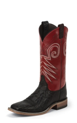 MEN'S BLACK WILDEBEEST BENT RAIL® BOOTS