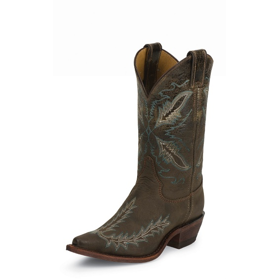 Image for DISTRESSED CHOCOLATE PUMA boot; Style# BRL106