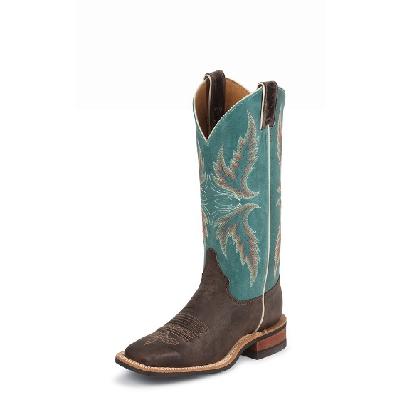 Image for UVALDE CHOCOLATE boot; Style# BRL335