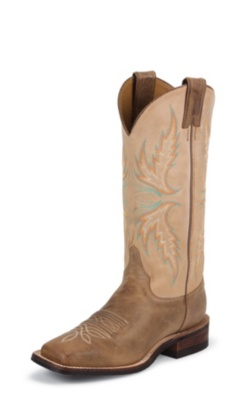 WOMEN'S ARIZONA MOCHA BENT RAIL® BOOTS