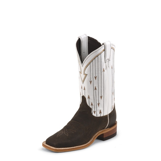 Image for CHOCOLATE MESQUITE COWHIDE boot; Style# BRL352