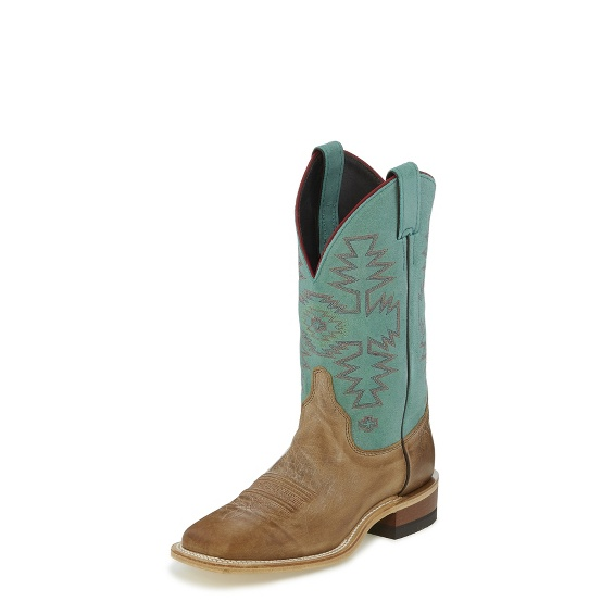 Justin Boots Brl355 Kenedy Turquoise