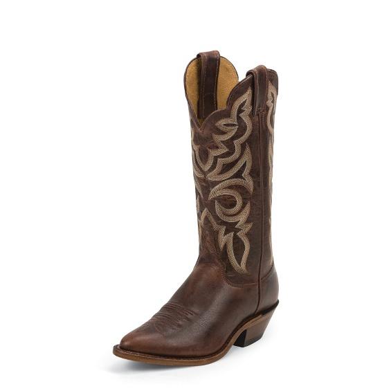 Justin Boots Brl430 Utopia Cognac