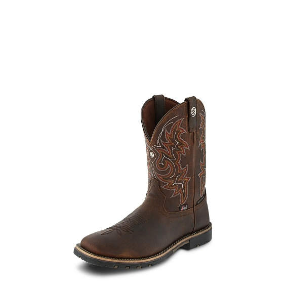 Image for FIREMAN COFFEE boot; Style# GS9060
