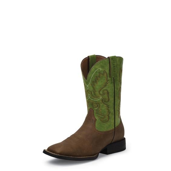 Justin Boots Jb1117 Hinton Green