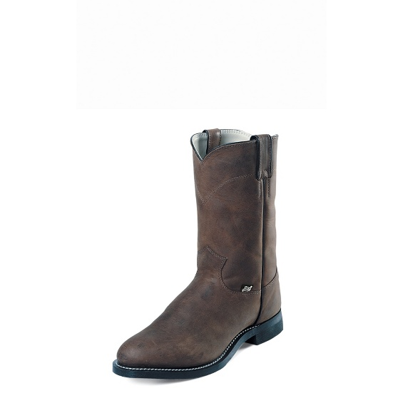 Image for TEMPLE BROWN boot; Style# JB3001
