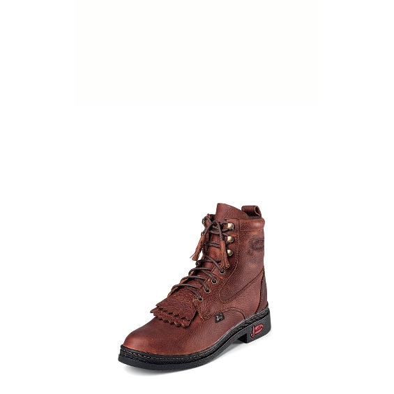 Image for RUSTIC COWHIDE boot; Style# L0902