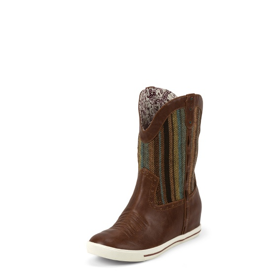 Image for DUST CARAMEL boot; Style# L1302
