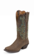 WOMEN'S SORREL APACHE STAMPEDE WESTERN BOOTS