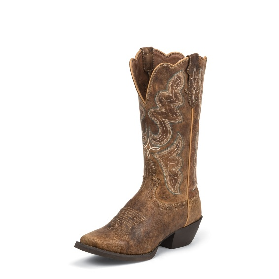 Image for LIGHT COFFEE boot; Style# L2716