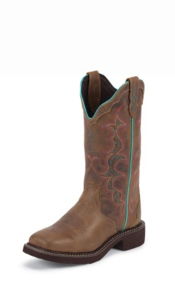 WOMEN'S TAN CLASSIC JUSTIN GYPSY™ BOOTS