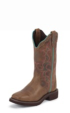 WOMEN'S TAN CLASSIC GYPSY BOOTS