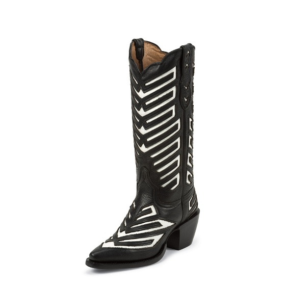 Image for BLACK DEERCOW boot; Style# L2954