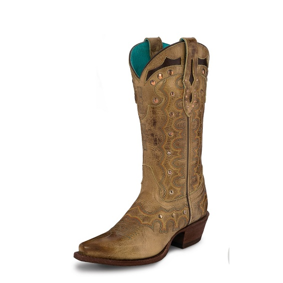 Image for VASHTI TAN boot; Style# L4356