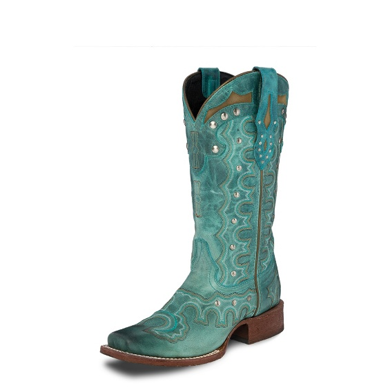 Image for FAXON BLUE boot; Style# L4361