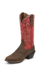 WOMEN'S COPPER STAMPEDE BOOTS