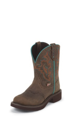 WOMEN'S BARNWOOD BROWN JUSTIN GYPSY™ BOOTS