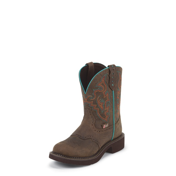 Image for GEMMA BROWN TALL boot; Style# L9607
