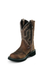 WOMEN'S BROWN GYPSY BOOTS