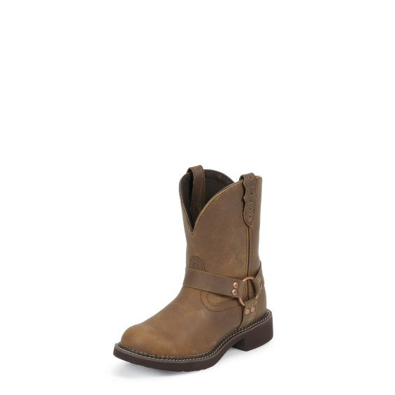 Image for BAY APACHE HARNESS BOOT boot; Style# L9992
