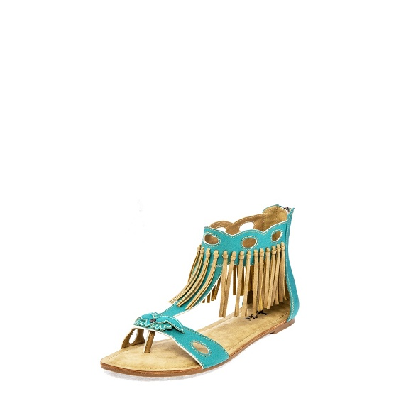Image for CLOVER TURQUOISE shoe; Style# LS131