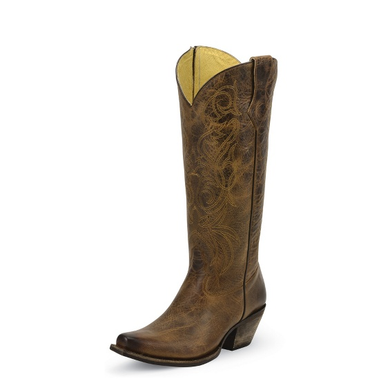 Image for ESSEN TAN boot; Style# MSL507