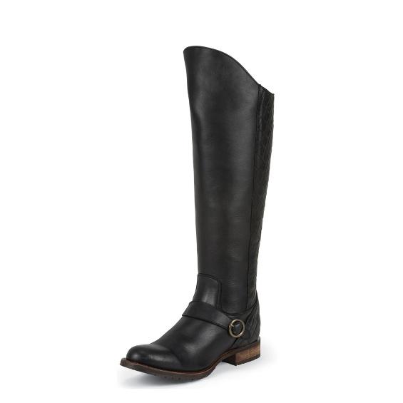 Image for KIVA BLACK boot; Style# MSL702