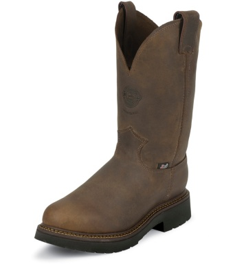 MEN'S RUGGED BAY GAUCHO J-MAX® WORK BOOTS
