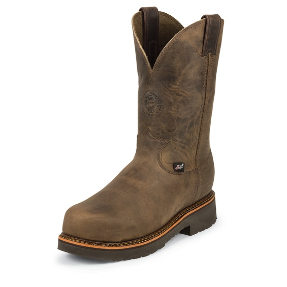 Image for BLUEPRINT PULLON BAY APACHE COMP TOE 11 boot; Style# 4491