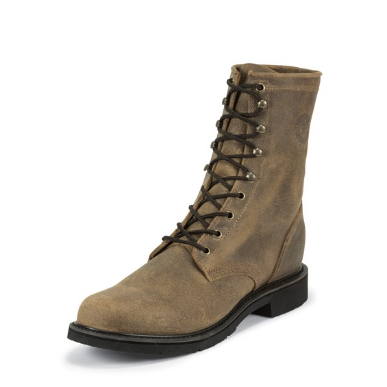 Image for RUSTY MOUNTAIN STEEL TOE boot; Style# 471