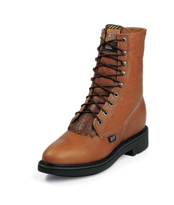 MEN'S COPPER CAPRICE DOUBLE COMFORT® LACE UP WORK BOOTS