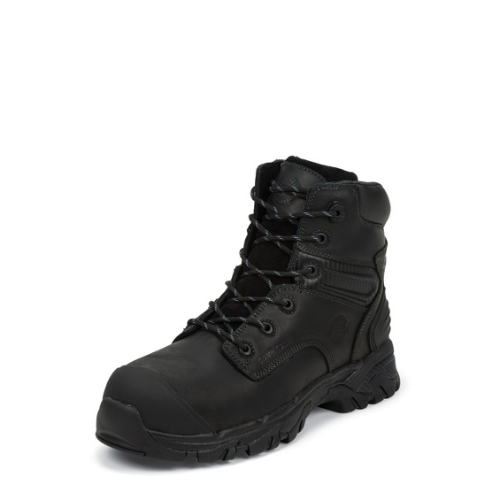 Image for WHIRLWIND BLACK WATERPROOF COMP TOE boot; Style# WK101