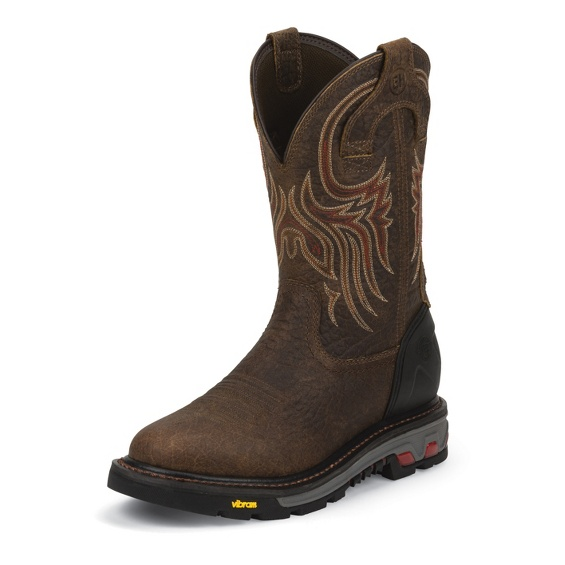 Image for PUMPJACK MAHOGANY boot; Style# WK2106