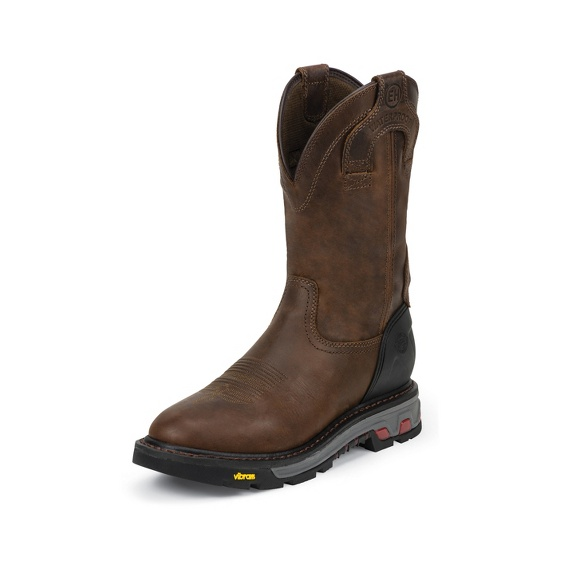 Image for MECHANIC BROWN WATERPROOF boot; Style# WK2119
