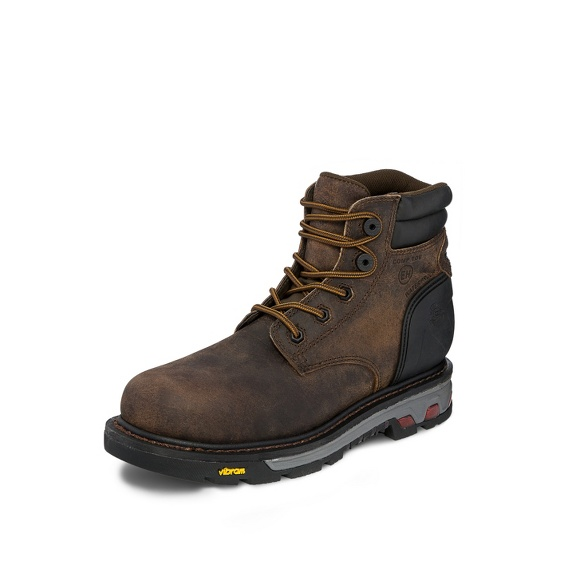 Image for DRYWALL BROWN WATERPROOF COMP TOE 6 boot; Style# WK212