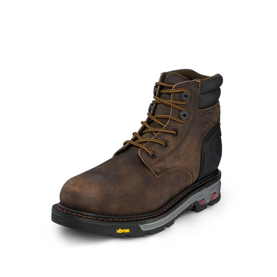 Image for DRYWALL BROWN INS WATERPROOF COMP TOE 6 boot; Style# WK213