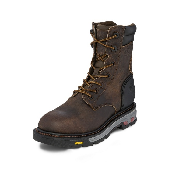 Image for DRYWALL BROWN WATERPROOF 8 boot; Style# WK215