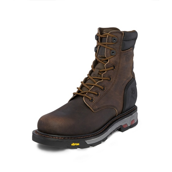 Image for DRYWALL BROWN WATERPROOF COMP TOE 8 boot; Style# WK217