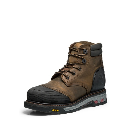Image for WARHAWK TAN WATERPROOF COMP TOE 6 boot; Style# WK251
