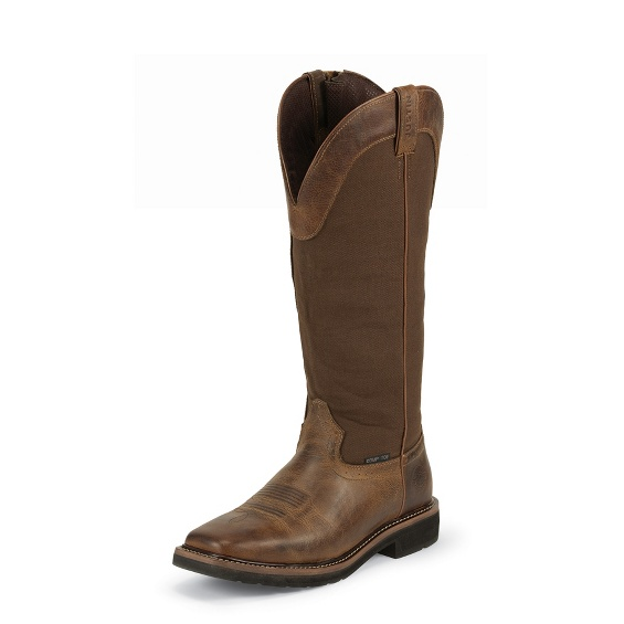 Image for FIELDER BROWN COMP TOE boot; Style# WK4557
