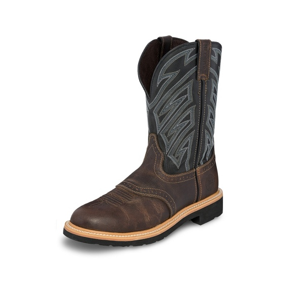 Image for JETHRO DARK BROWN boot; Style# WK4573